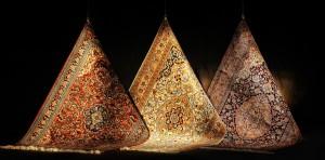 Dywan orientalny KASHMIR jedwab