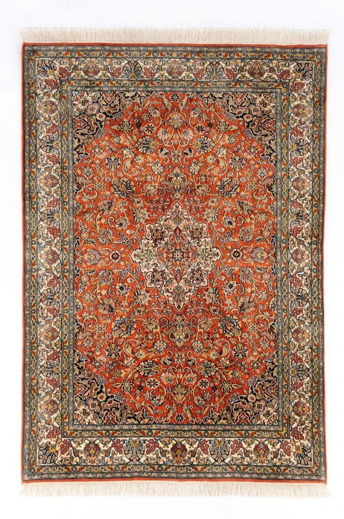 Dywan orientalny KASHMIR jedwab 126x185